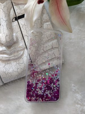 Vodena maskica sa šljokicama