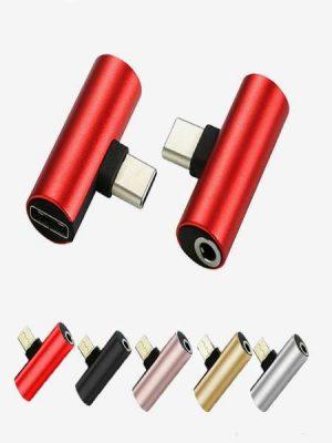 USB-C dual adapter